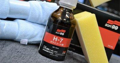Soft99 H7 Glass Coating